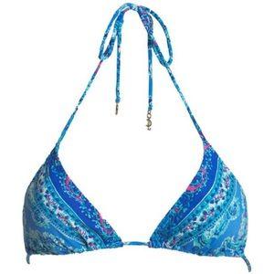 Juicy couture Swim Bikini triangle top